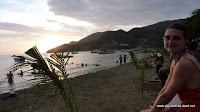 Strand in Taganga