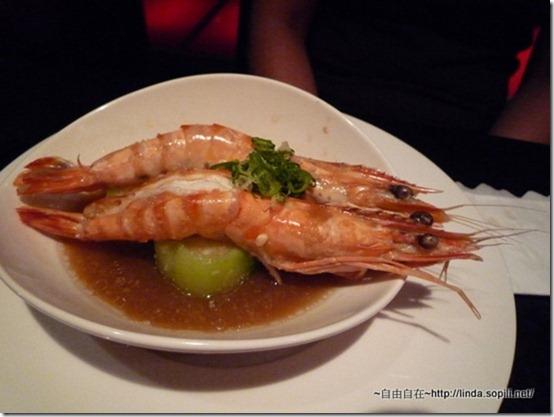 刺身/煮物 - 醬燒明蝦
