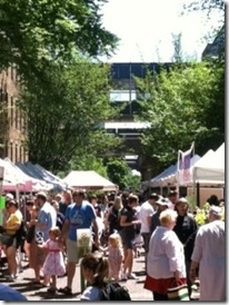 farmers market july