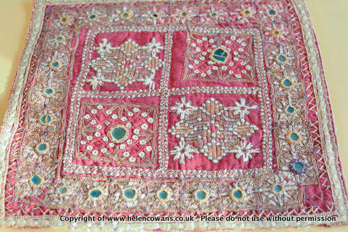 Antique Indian Embroidery 10