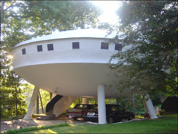 UFO House - Chattanooga, Tennessee, USA 02