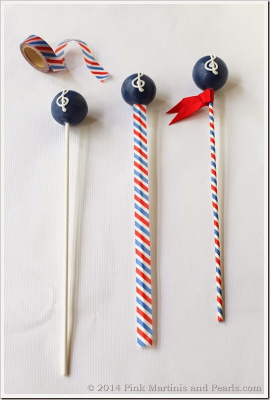Music Cake Pops sticks-1