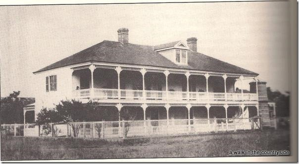 Maison Reprise, Laura Plantation, 1919