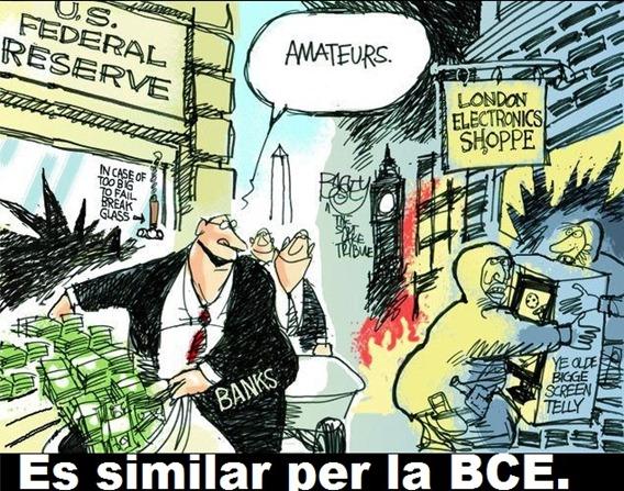 BCE Federal Reserve