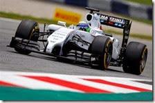 Felipe Massa conquista la pole del gran premio d'Austria 2014