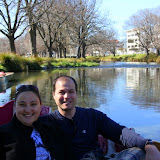 Punting on Avon - Christchurch, New Zealand