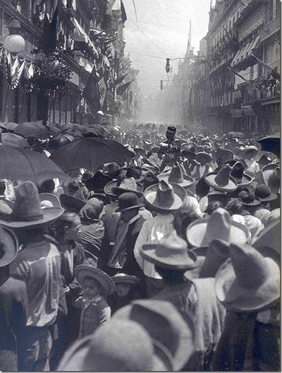 Mexican Independence Day - 1906