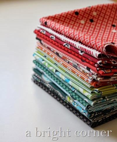 Florence fabric stack