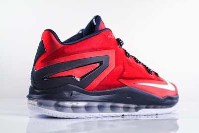 nike lebron 11 low gr red black 2 03 Nike LeBron 11 Independance Day Gets a New Release Date
