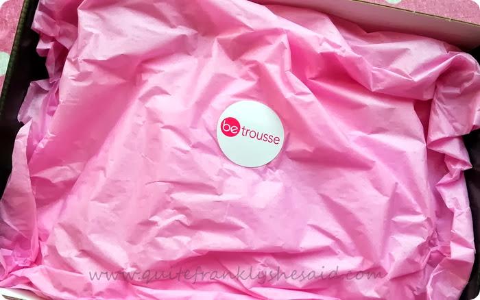 Betrousse Beauty kit