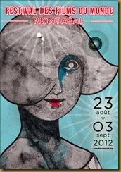 Affiche FFM 2012 / WFF 2012 Poster