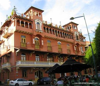 Bright building in Casco Viejo
