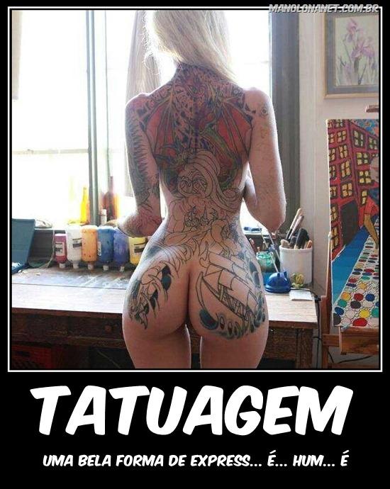 tatuagem - manolo na net