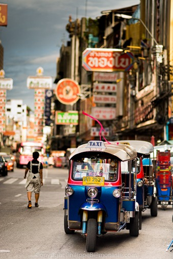 Bangkok, Yaowarat Road (Chinatown)