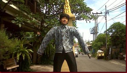 Bali Gantung Ogoh Ogoh Anas urbaningrum