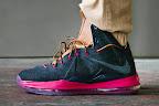nike lebron 10 sportswear pe denim 11 06 Release Reminder: NIKE LEBRON X EXT Denim QS (597806 400)