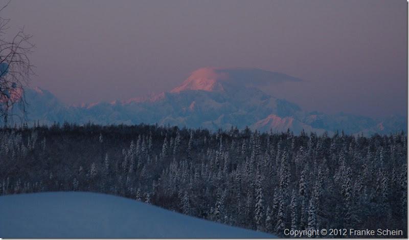 Mt McKinley Alaska Franke Schein
