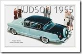HORNET HUDSON 1955
