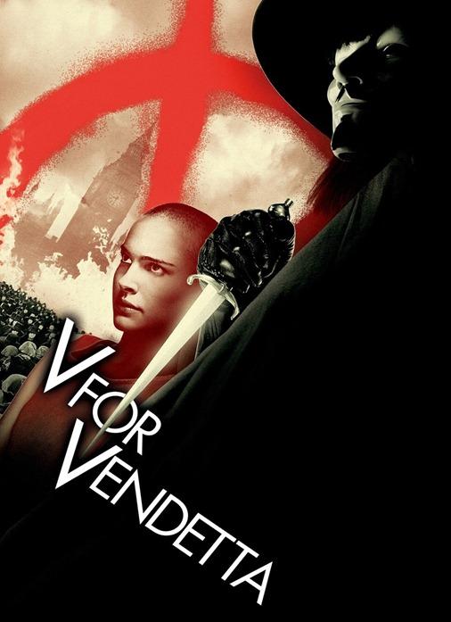 V for Vendetta Poster 01