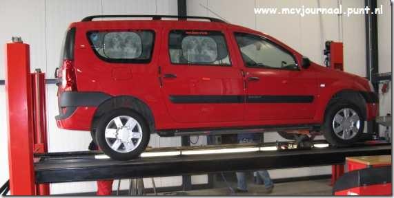 Licht Metalen Velgen : Dacia techniek en tuning: montage licht metalen velgen