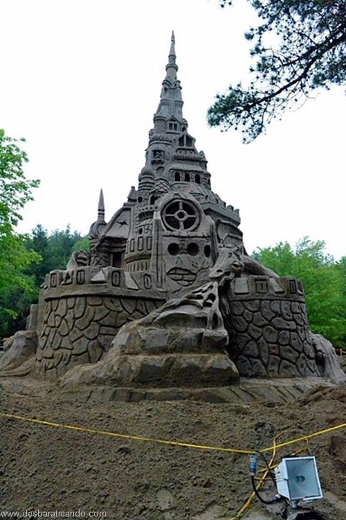 castelo de areia maior do mundo guinnes world book desbaratinando (32)