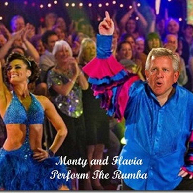 Monty To Join Flavia on Strictly Come Dancing?