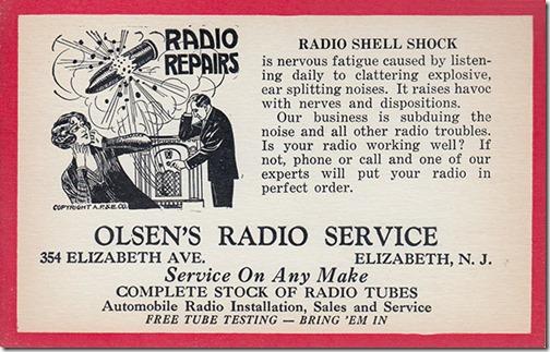 olsen's-radio-service