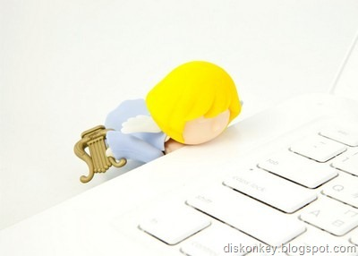 Angel USB flash drive 2