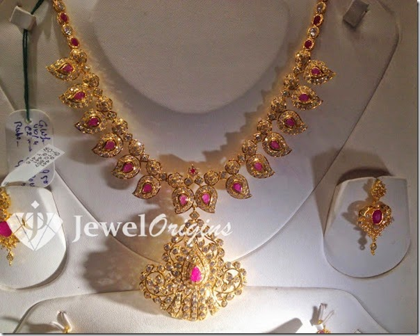 Gold_Mango_Necklace