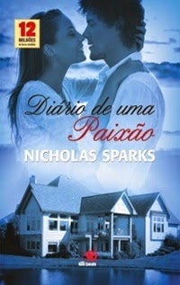 Diário de Uma Paixão, por Nicholas Sparks