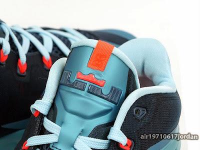 nike lebron 11 low gr nightshade 1 08 Upcoming Nike Max LeBron XI Low Turbo Green / Nightshade
