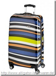 neuer Koffer