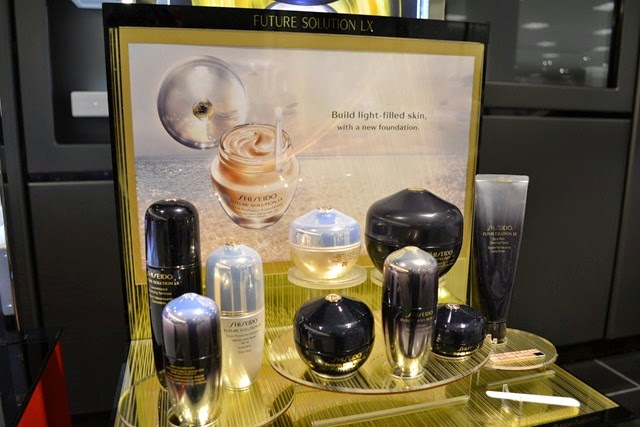 Shiseido Facial Massage VIP Treatment Review (9)