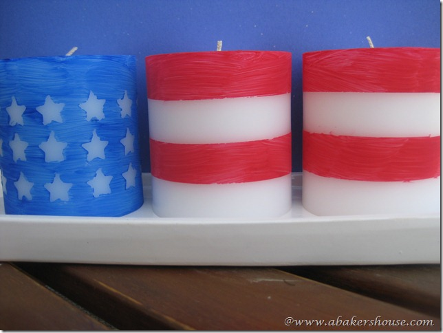 flag candles 3
