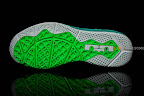 nike lebron 10 low ss green white 2 03 LEBRON X LOW, KOBE 8 and KD V   Nike Easter Collection