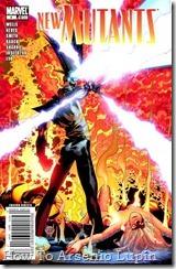 P00004 - New Mutants v3 #4