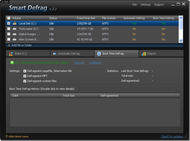 iobit smartdefrag 3