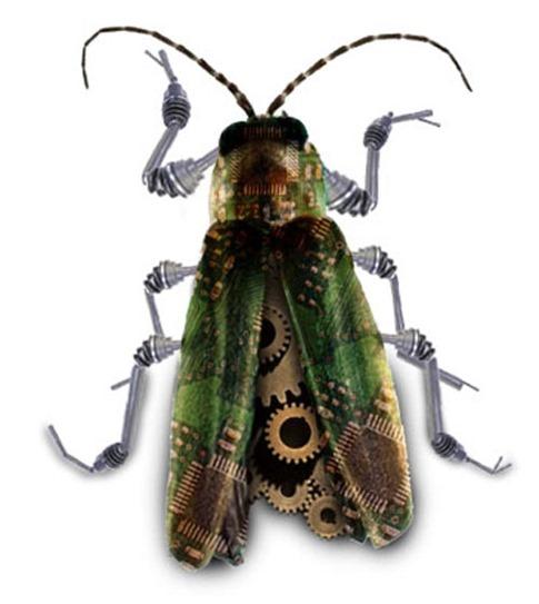41. Aprenda cómo crear un insecto androide