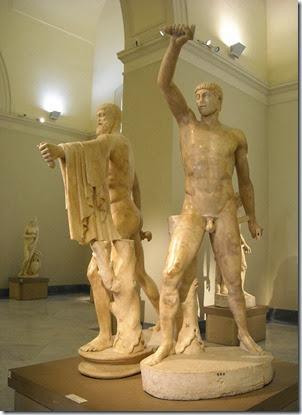 harmodion i aristogejton (neapol)