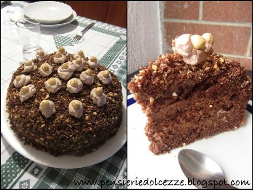 Torta Rocher 1