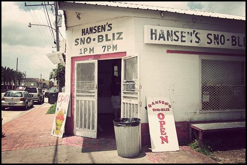 hansen's