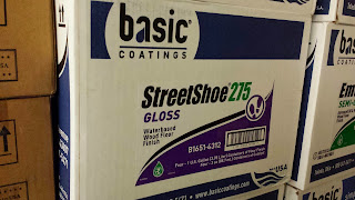 Basic Coatings Street Shoe Hardwood Floor Finishing NJ New Jersey