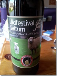 uldfestival øl