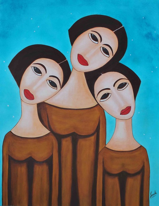 Three Angels Sonali Kukreja