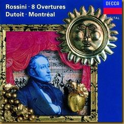 Rossini Oberturas Dutoit