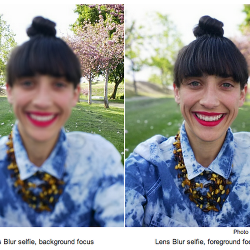 New Google Camera App Lets You Defocus Background