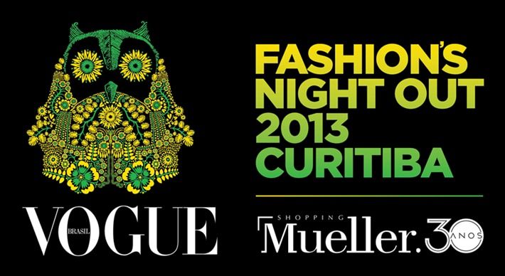 vogue fashion night out curitiba 2013