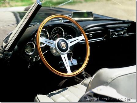 Alfa Romeo 2600 Spider2