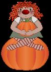 raggedy & pumpkins