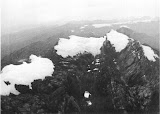 Puncak Jaya icecap in 1972 (US government images)